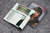 Материнство - Потасовка в таверне - The Official XENA Magazine, Issue 11, Сентябрь 2000