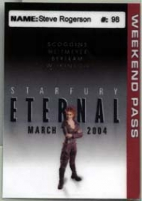 Конвенция Starfury Eternal, Лондон 2004 год